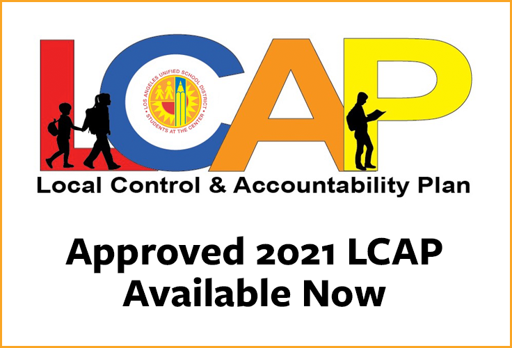 Approved LCAP Plan
