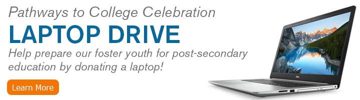 Pathways to College Celebration Laptop Drive