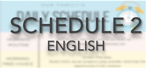 daily schedule 2_english