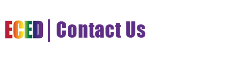 eced contact us