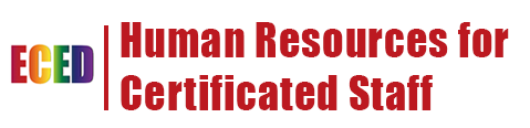 eced human resources certificated