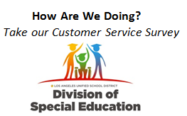 How are we doing - SPED customer service survey