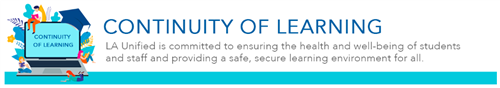 Continuity of Learning Logo