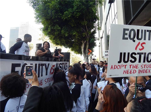 Equity is Justice