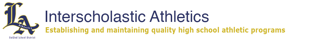 ATHLETICS Banner