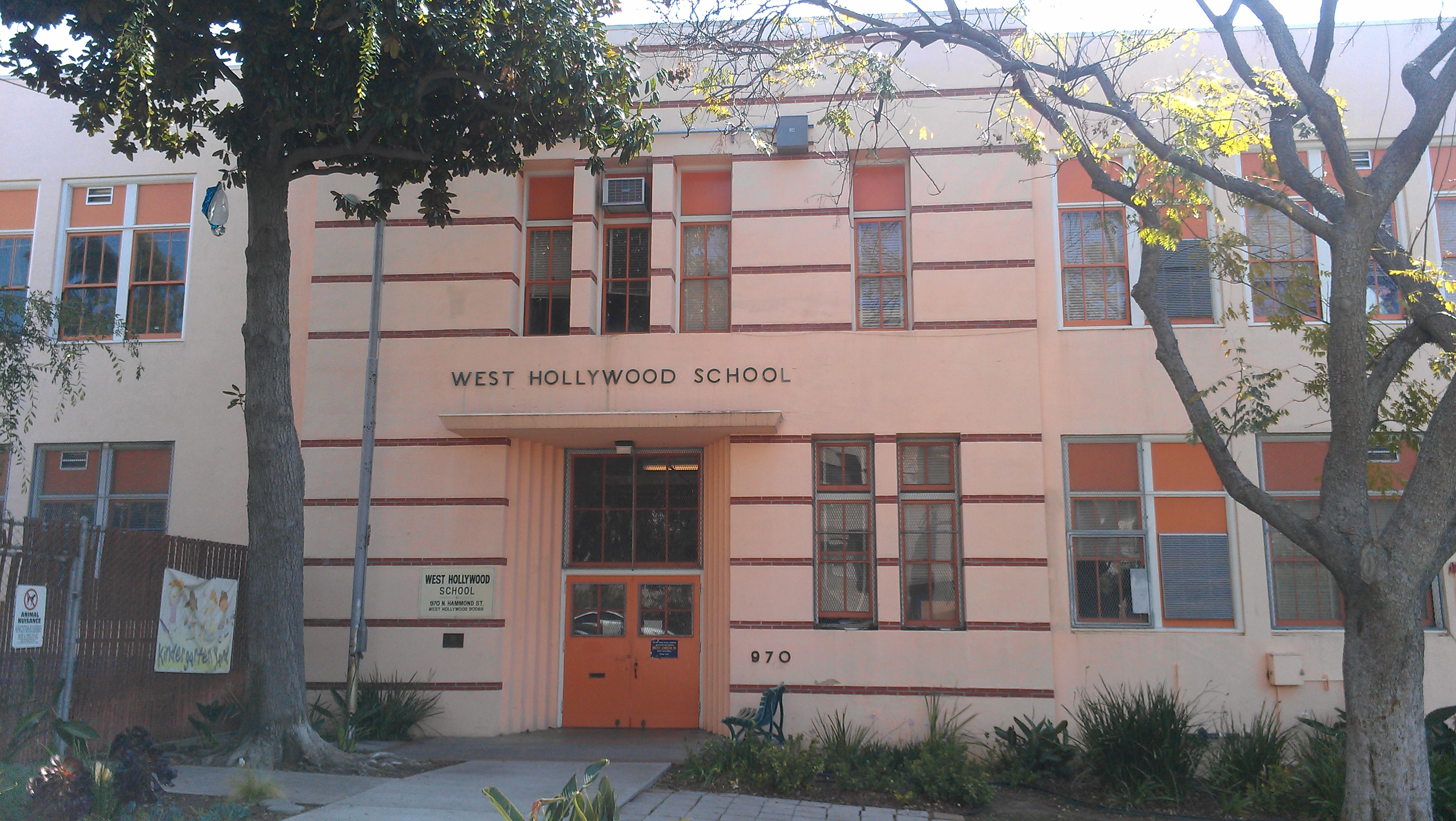 West Hollywood Elementary