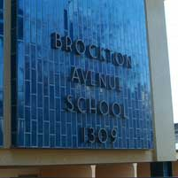 Brockton Avenue School