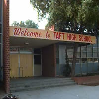 William Howard Taft Charter High School