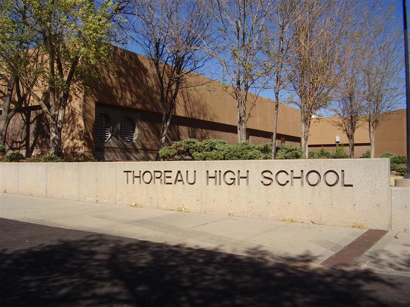 Thoreau Continuation High School