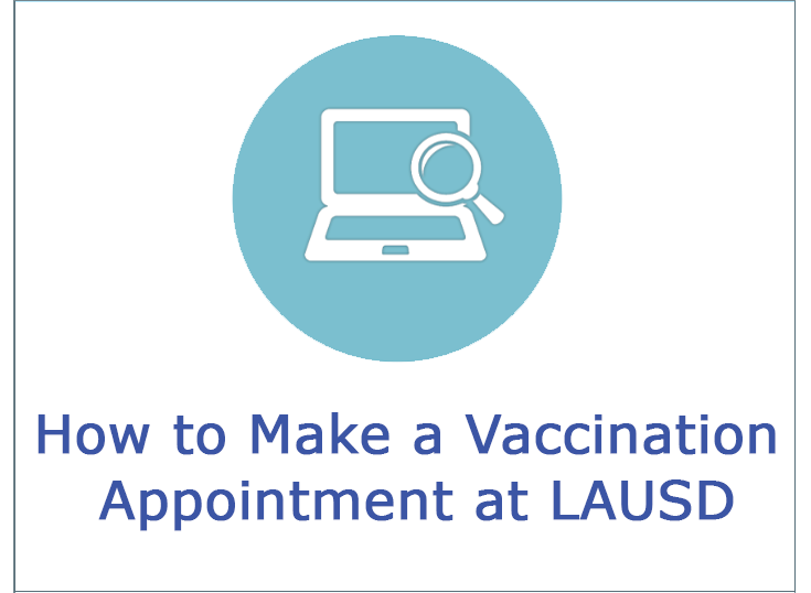 How to make a vaccination appointment