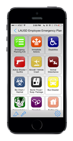 LAUSD Emergency Mobile Application Offers Preparedness at Your Fingertips