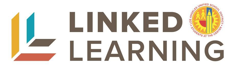 lausd doi linked learning banner