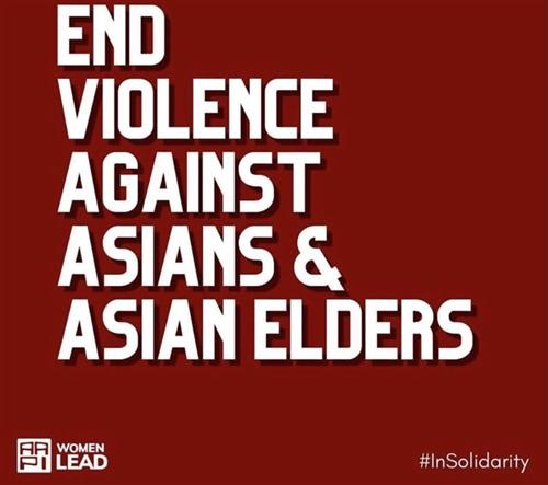 end violence against asians