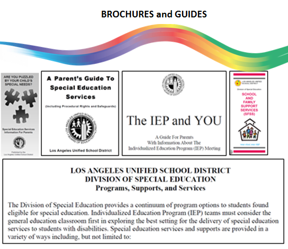 Brochures and Guides
