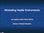 Eliminating Hostile Environments