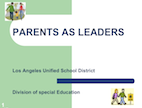 Parent as Leaders