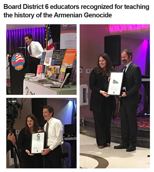 Education for Armenian Genocide