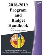 Program and Budget HB