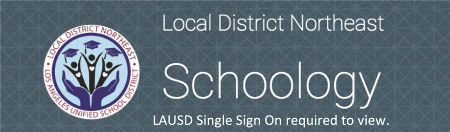 Local District Northeast / Instructional Technology 2.0