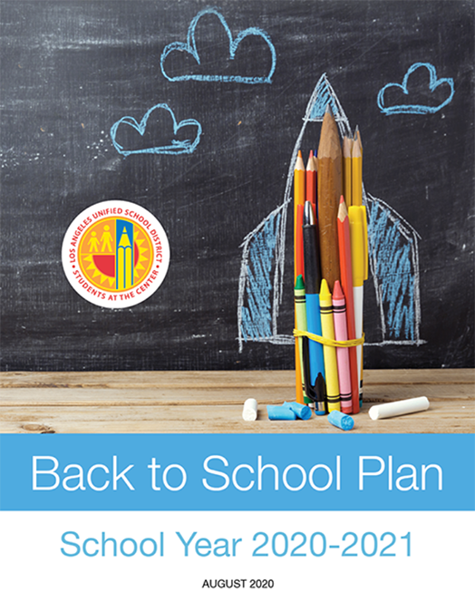 Back To School Plan 2020