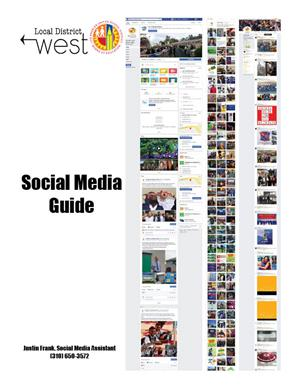 social media guide ld west justin frank
