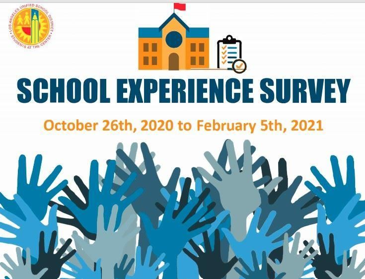School Experience Survey