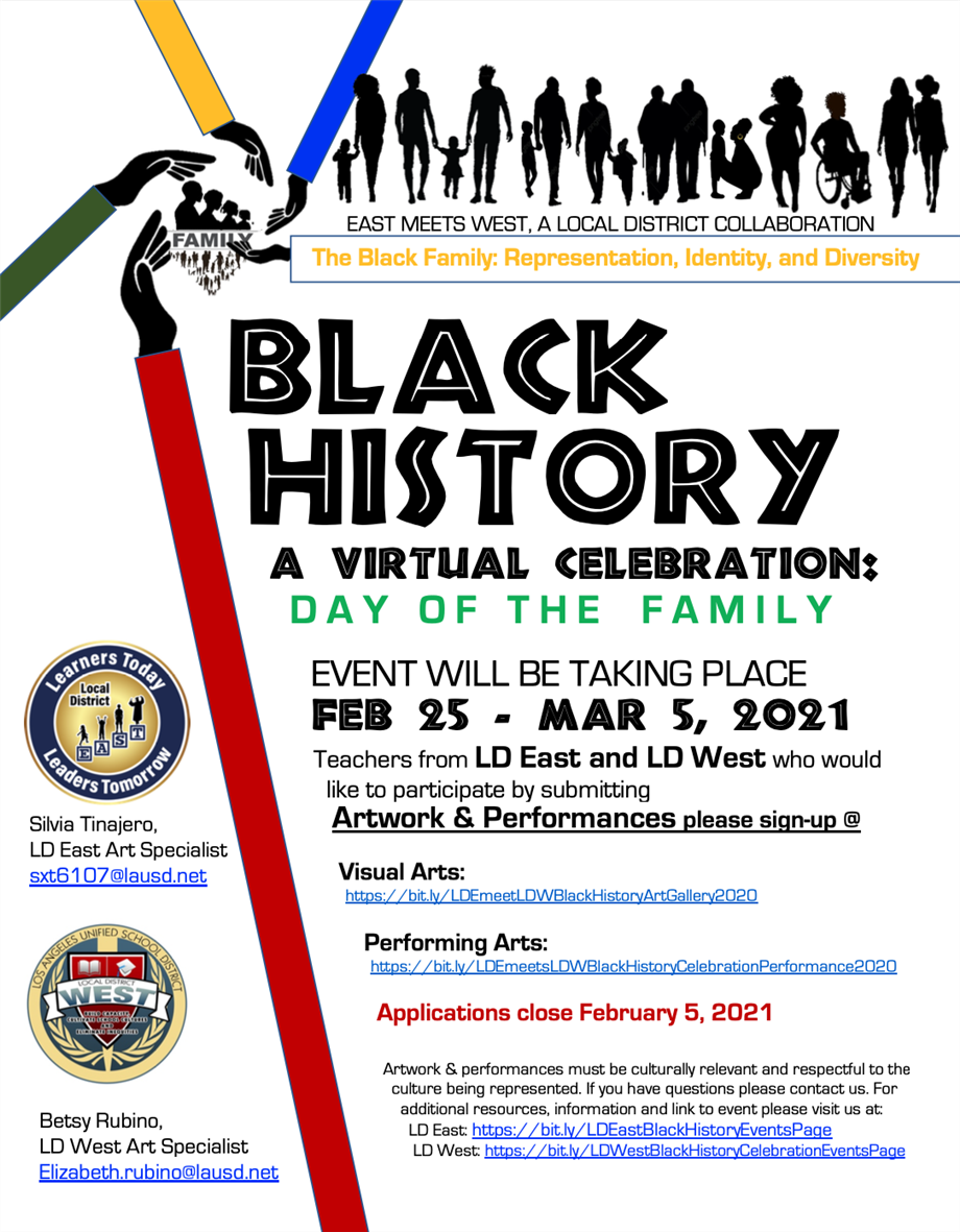 Black History Virtual Celebration