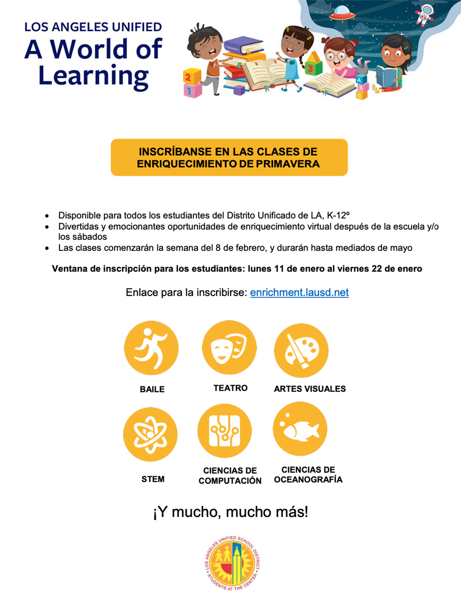 A World of Learning - Spanish