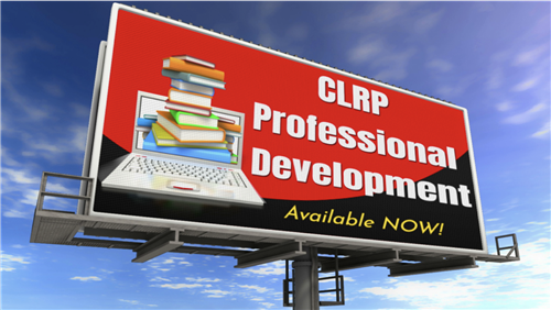 CLRP Professional Development Modules