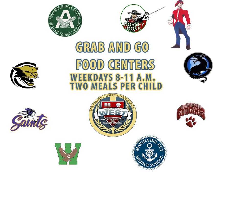 Grab and Go Food Centers