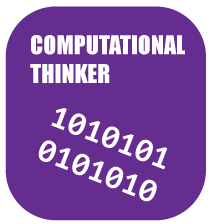 Computational Thinker Icon