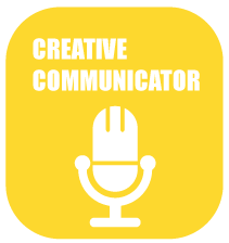 Creative Communicator Icon
