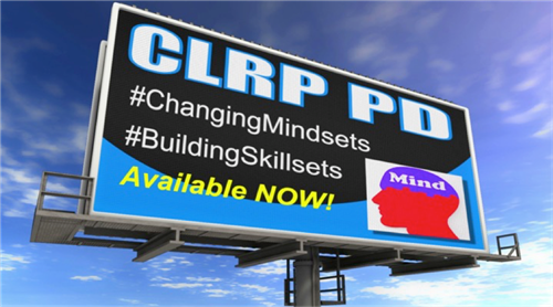 CLRP PD Billboard
