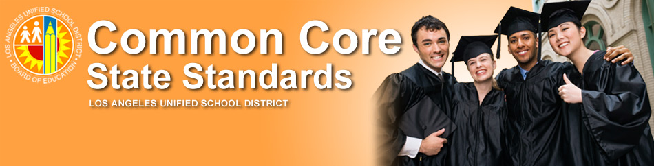 Common Core State Standards graphic