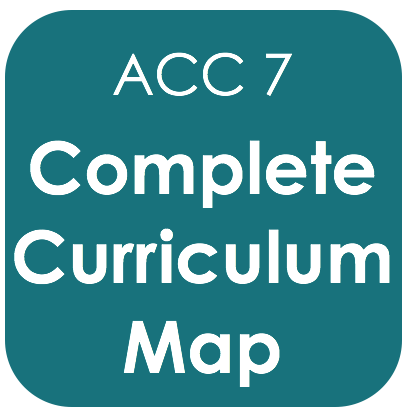 Acc 7-Curriculum Map