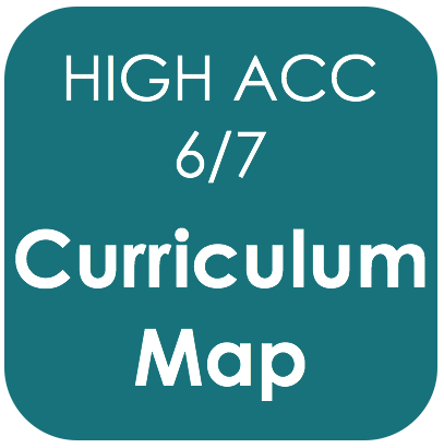 Highly Acc 6/7-Curriculum Map