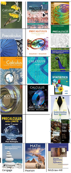 HS math Elective Textbooks
