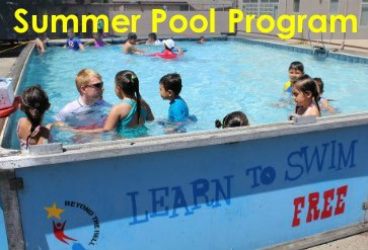 2019 Summer Portable Pool Program Schedule