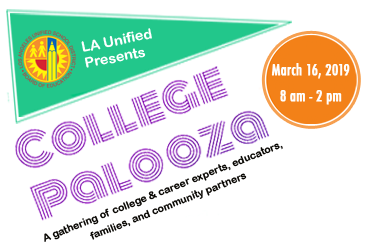 College Palooza is coming soon