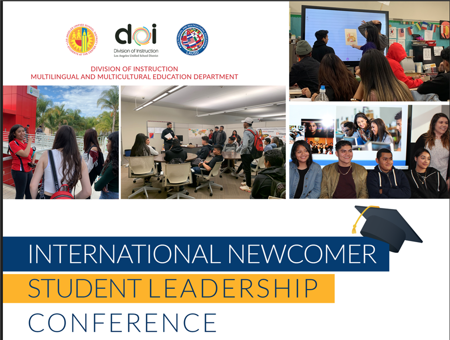 First International Newcomer Student Leadership Conference Helps Turn Dreams Into Reality (01-16-2021)