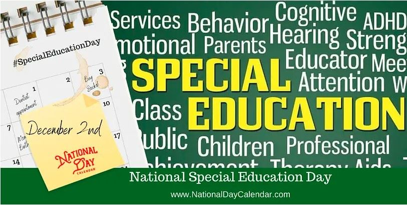 Special Education Day 2020