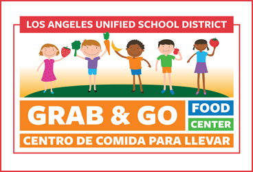 Free Meals at Grab & Go Food Centers