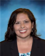 Photo of Board President Monica Garcia