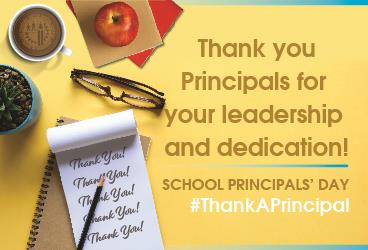 School Principals Day 2019