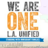 graphic of 'We Are One' campaign
