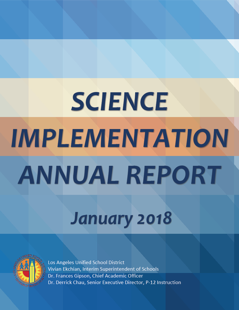 Science Implementation Report