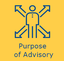 Purpose for Advisory