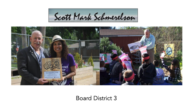 Board District 3 Event on 7/1/20 & 7/14/20