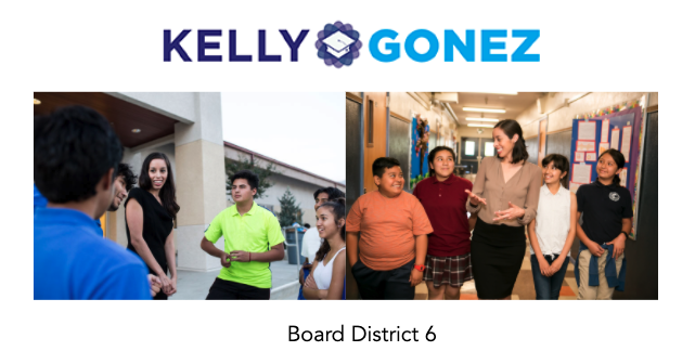 Updates from Board District 6 - Kelly Gonez