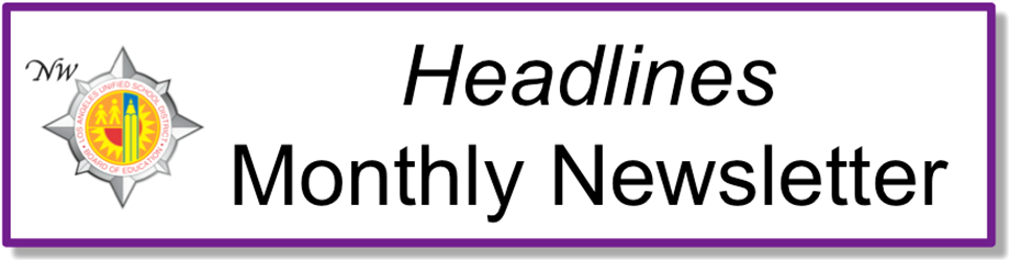 Headlines Monthly Newsletter